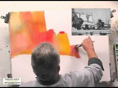 In this free watercolor lesson, watercolor artist Frank Francese paints a scene from the four corners area of Colorado. Frank uses American Journey Artists' . Watercolor Video, Watercolor Projects, Watercolor Artists, Watercolor Paintings, Watercolor Lesson, Watercolors, Painting Videos, Painting Lessons, Art Lessons