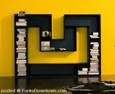 Creative Bookshelves 18