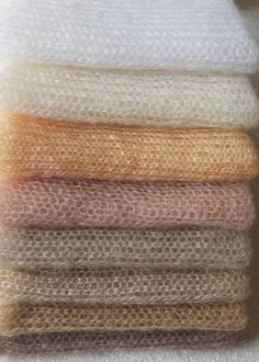 Mohair wrap newborn photo prop baby blanket by LavenderBlossoms, $24.00