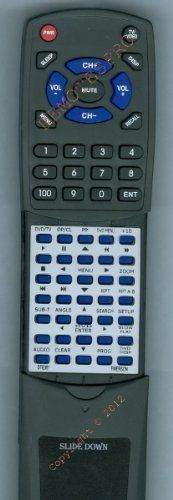 EMERSON Replacement Remote Control for DTE351, DTE351REMOTE by Redi-Remote. $28.00. This is a custom built replacement remote made by Redi Remote for the EMERSON remote control number DTE351.  This remote control is compatible with the following models of EMERSON units:   DTE351, DTE351REMOTE