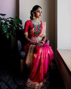 The Most Stunning South Indian Bridal Looks Of South Indian Bride, Indian Bridal, Kerala Bride, Hindu Bride, Kanjivaram Sarees, Silk Sarees, Saris, Indian Sarees, Bridal Looks