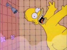 994 images about the simpsons. on We Heart It Simpsons Meme, The Simpsons, Simpsons Quotes, Futurama, Reaction Pictures, Funny Pictures, Funny Memes, Hilarious, Vintage Cartoon