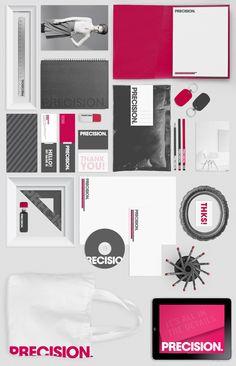 identity / precision by Charles Nadler