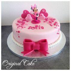 Gâteau d'anniversaire Minnie facile Nos astuces pour un gâteau facile et très beau