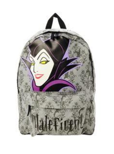 9c6afbc801d Disney Sleeping Beauty Maleficient Backpack Disney Handbags