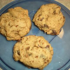 Spelt Chocolate Chip Cookies | Recipes | Beyond Diet