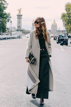 Caroline de Maigret parisienne style