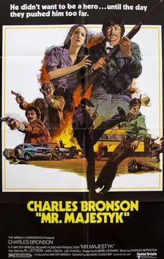 Mr. Majestyk (1974) Original One-Sheet Movie Poster