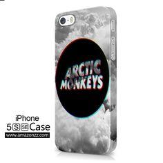 iPhone 5/5S/SE Case 3D-Arctic monkeys