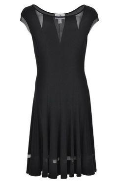 Joseph Ribkoff Dress   Black   Style #143013