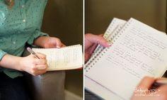 We Noticed Journals