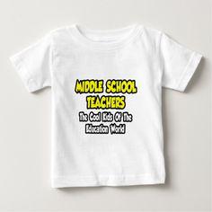 Middle School TeachersCool Kids T Shirt, Hoodie Sweatshirt