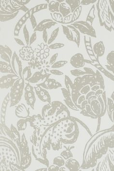 Buy Ivory, Prestigious Textiles Saphir Wallpaper from our Wallpaper range at John Lewis & Partners. Floral Texture, Floral Motif, Metallic Wallpaper, Wall Wallpaper, Jungle Scene, Prestigious Textiles, Textures And Tones, Shades Of Beige, Wallpaper Online