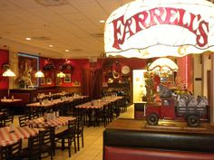 Farrell's Ice Cream Parlour Restaurant – Olden Days Makes Way For . Farrell's Ice Cream, Ice Cream Parlor, Those Were The Days, The Good Old Days, Flavored Lemonade, Yellow Sign, Roy Rogers, I Remember When, Parlour