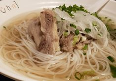 Vietnamese Food, Vietnamese Recipes, Spaghetti, Ethnic Recipes, Vietnamese Cuisine, Noodle