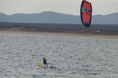 #SUP #kiteboarding