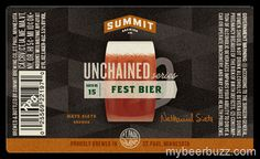 mybeerbuzz.com - Bringing Good Beers & Good People Together...: Summit - Unchained Series No 15 - Fest Bier Coming...