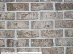 Cherokee Mosstown Brick Brick Paint Colors, Exterior Paint Colors, House Siding, Brick And Stone, Home Reno, Craftsman Style, My Dream Home, Curb Appeal, New Homes