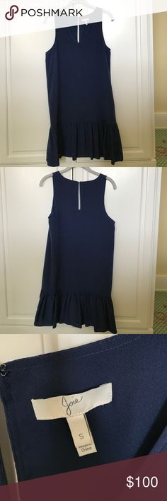 JOIE DROP WAIST DRESS Beautiful dress in like new condition. Joie Dresses