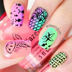 elleandish #nail #nails #nailart