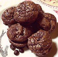 Ganache Dipped Chocolate Chip Cookies | Recipe | Chocolate Chips ...