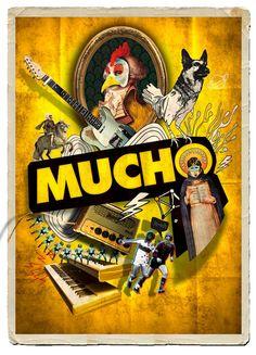 MUCHO. Poster.