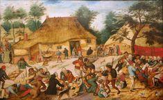 File:Pieter Brueghel de Jonge - Bruiloftsmaal voor een boerenhuis.jpg - Wikimedia Commons commons.wikimedia.org2456 × 1503Buscar por imagen Pieter Brueghel de Jonge Bruiloft smaal voor een boeren huis