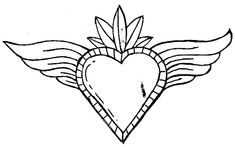 CORAZONES MEXICANOS PLANTILLAS Y DIBUJOS Aluminum Can Crafts, Metal Crafts, Mexican Flowers, Heart Stencil, Tatoo Designs, Heart Wall Art, Heart Template, Mexican Designs, Best Friend Tattoos