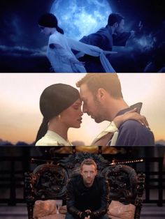 I could've been a Princess, and you'd be a king. We could've had a castle, and wore a ring, but no... you let me go. You stole my star. (One of the most memorable line from a song and one of my favorites) Princess of China - Coldplay ft. Rihanna