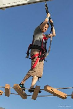 Located downtown Oklahoma City, this fun adventure offers many activities for people wanting a thrill. The area offers adventures on land, in the air and on water, including the newest exhibit -- a zip line.