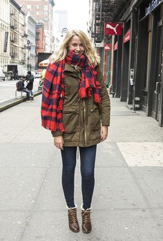 The Real Girl's Guide to Winter Street Style http://www.AmericasMall.com