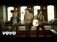 Lady Antebellum - I Run To You - YouTube