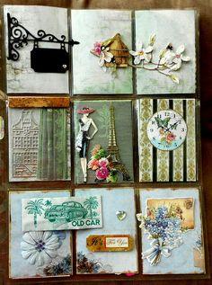 "pocket letters ""vintage"" Shanon Jeurissen"