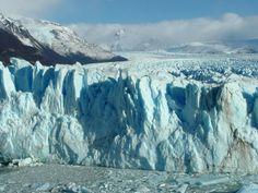 Glaciar Perito Moreno ubicado en el Lago Argentino en el Sur de la Patagonia,  Provincia de Santa Cruz. Enero 2011
