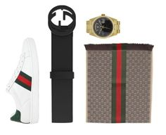 #gucci by andersjohansenn on Polyvore featuring Gucci, Rolex, men's fashion and menswear