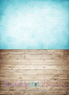 Wood Floor & Aqua Portrait Combo  #dropzbackdropsaustralia #scenicbackdrop #photographybackdrop #cakedrop #studiobackdrop #scenicbackground #dropzbackdrops #photobackdrop #backdrops #cakedrops