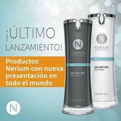 Descubre la ciencia de una piel hermosa!  www.reynis.nerium.com.mx