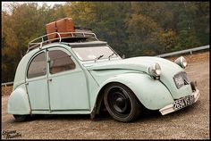 Citroen 2CV - Rat Style | Lowered, Slammed