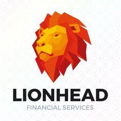 Lion+Head+logo