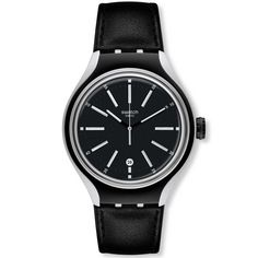 cool Swatch Men's Go Cycle Black Watch YES4003 just added...