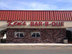 Ken's Bar-B-Que is Meh - Live Oak, FL | Sweet Tea & Bourbon