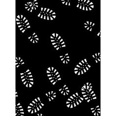 Darice Embossing Folder Boot Tracks