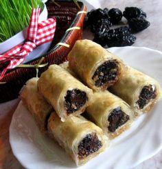 Danina kuhinja: Božićne rolnice sa suvim šljivama