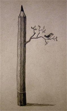 suite148: pencil sketch :)