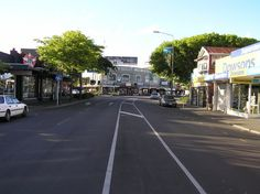 Papanui Junction as we remember it prior to the quakes taken in November 2008 Christchurch New Zealand, British Isles, Kiwi, November, Street View, Random, Places, Photos, Image