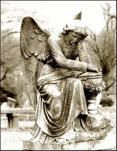 Cemetery Angel Art #photography