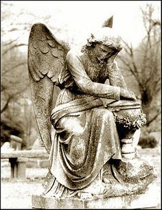Cemetery Angel Art #photography