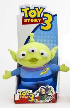 Toy Story 3 900572 Alieno da 25 cm [Importato da Germania]
