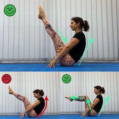 Uma das coisas mais importantes quando executámos o Vajrôlyásana é o correto posicionamento da coluna. Tente e vai notar a diferença!… Yoga, Sports, Tips, Tent, Hs Sports, Sport