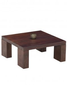 cube sheesham 8 drawer coffee trunk | sheesham coffee table